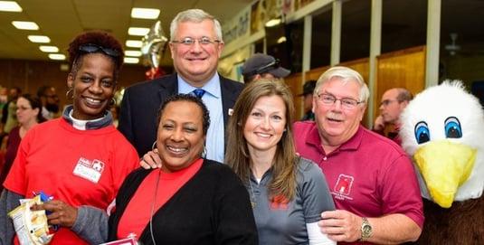 Red Clay School District teachers
