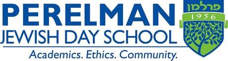 Perelman Jewish Day School Logo