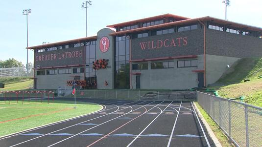 Greater Latrobe Wildcats athletic center