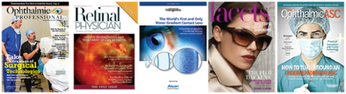 PentaVision magazine covers