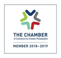 The Chamber of Commerce for Greater Philadelphia Logo