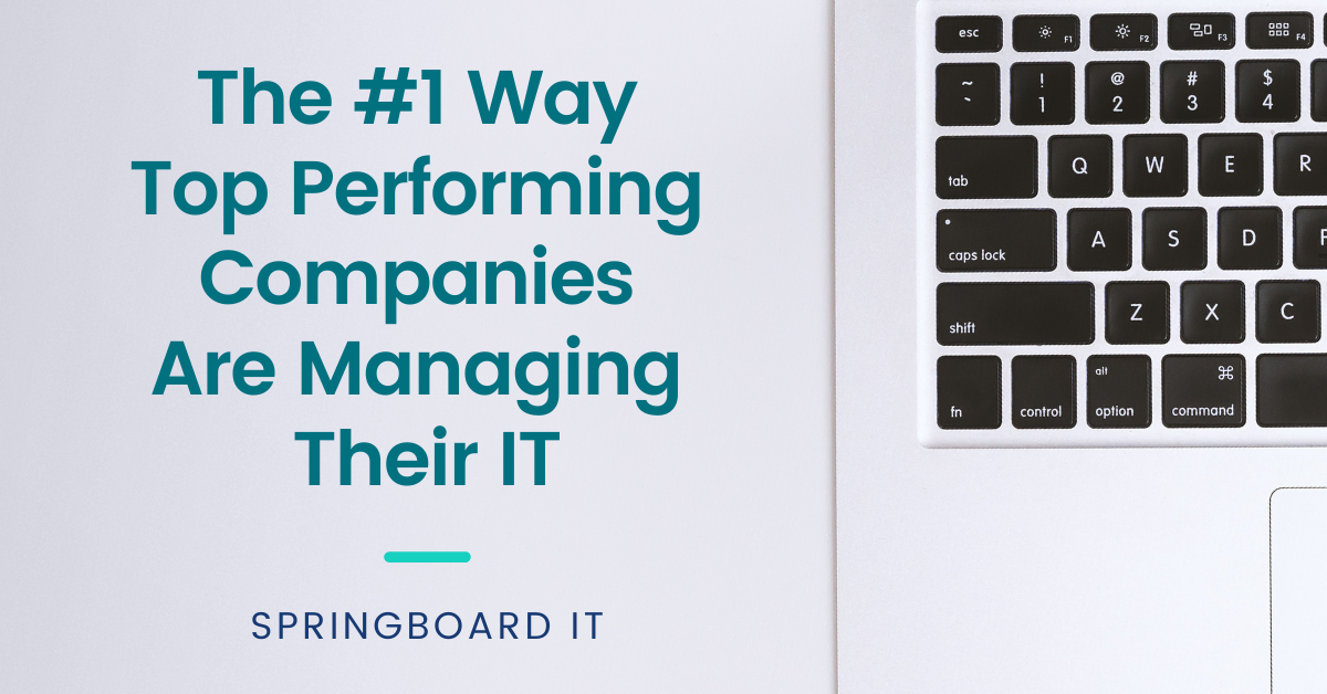 The #1 Way Top Performing Companies Are Managing Their (Apple) IT
