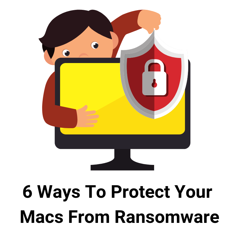 6 Ways To Protect Your Macs From Ransomware